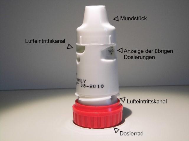 Turbohaler Details